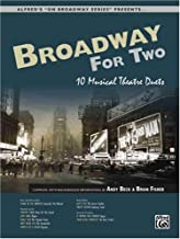 Broadway for Two: 10 Musical Theatre Duets, Book & CD (For Two Series)