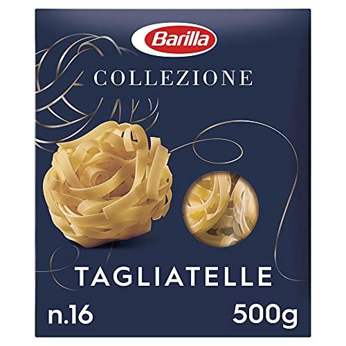 Barilla Collezione Tagliatelle Pasta Nudeln aus hochwertigem Hartweizen immer al dente, 12er Pack (12 x 500 g)