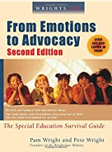 Download Wrightslaw: From Emotions to Advocacy: The Special Education Survival Guide PDF