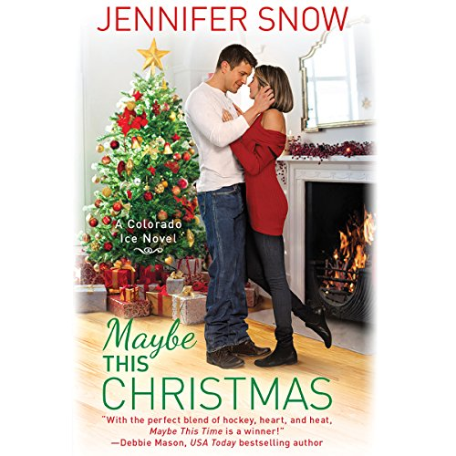 Maybe This Christmas audiobook cover art