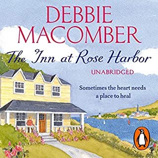 The Inn at Rose Harbour                   By:                                                                                                                                 Debbie Macomber                               Narrated by:                                                                                                                                 Lorelei King                      Length: 9 hrs and 34 mins     11 ratings     Overall 4.0