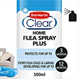Bob Martin Clear Home Flea Spray Plus, 500 ml