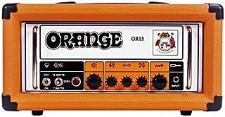 Naranja O O OR15H guitarra compacto amplificador 15 vatios Clase A