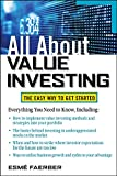 All About Value Investing (All About Series) (All About Finance) - Esme Faerber