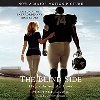 The Blind Side     Evolution of a Game              De :                                                                                                                                 Michael Lewis                               Lu par :                                                                                                                                 Stephen Hoye                      Durée : 11 h et 47 min     Pas de notations     Global 0,0