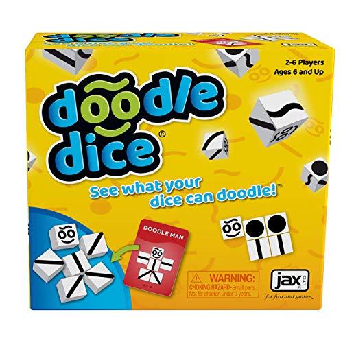 Jax Doodle Dice