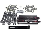 S550 F550 Upgrade Hexacopter Fuselage Frame Kit PCB w/Carbon Fiber Landing Gear by powerday