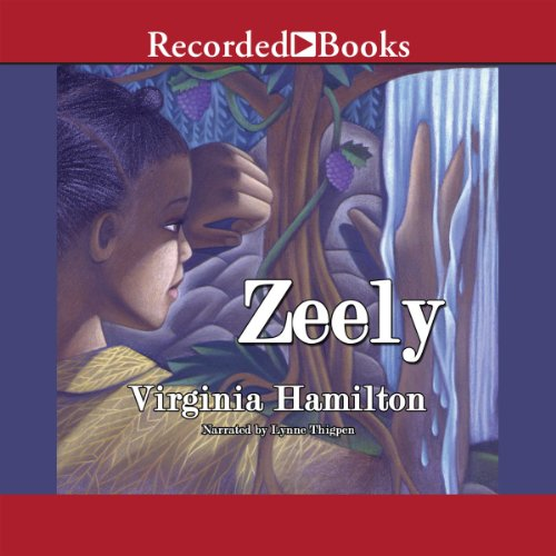 Zeely audiobook cover art