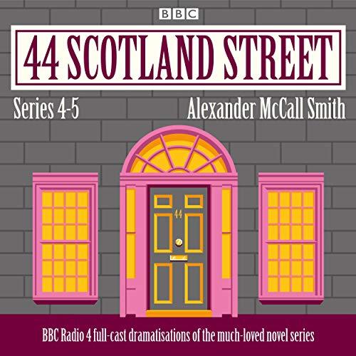 Couverture de 44 Scotland Street: Series 4 and 5