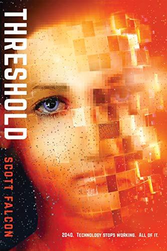 Threshold by Scott Falcon ebook deal