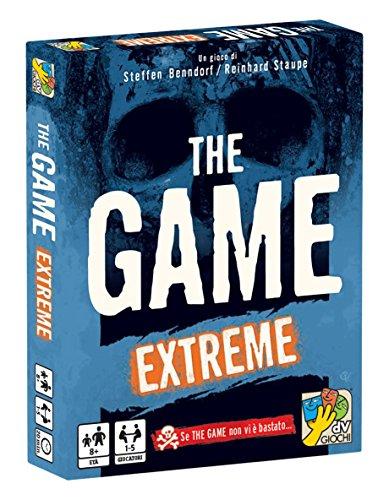 dV Giochi- The Game Extreme-Il Diabolico Gioco di Carte Cooperativo-Edizione Italiana, Multicolore, DVG9335