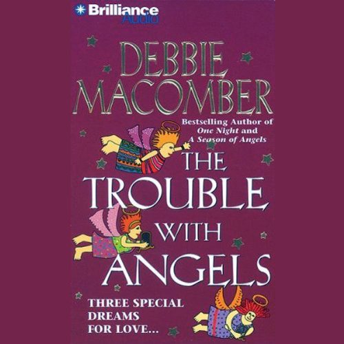 The Trouble with Angels audiobook cover art