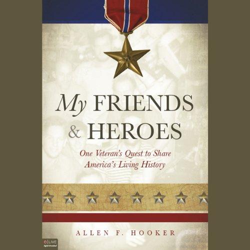My Friends & Heroes audiobook cover art