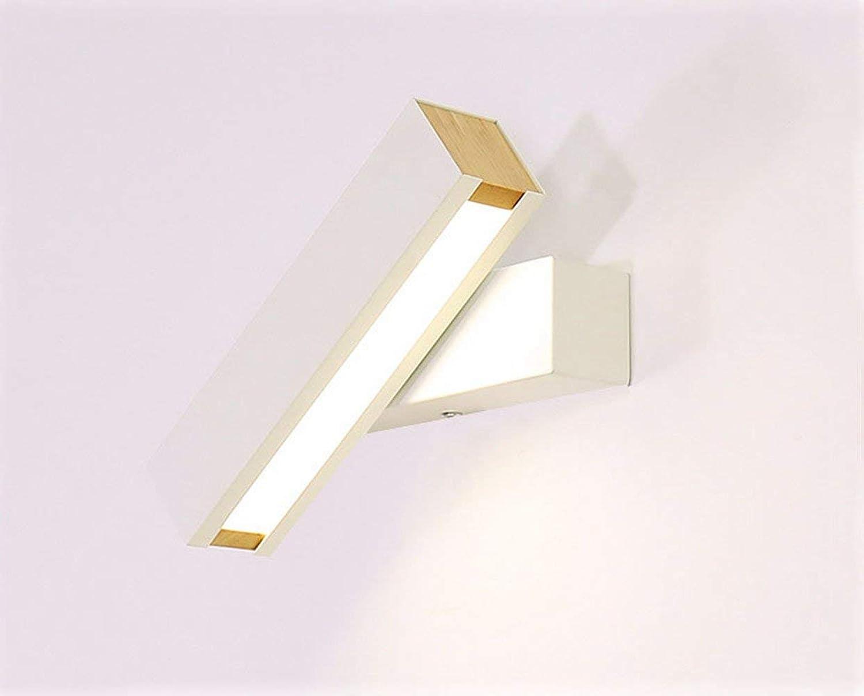 270°Drehung Wandlampe Winkel Einstellbar Modern LED Beleuchtung Dekoration Wei