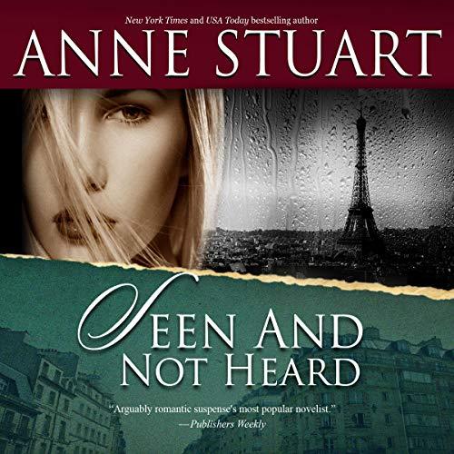 Seen and Not Heard audiobook cover art