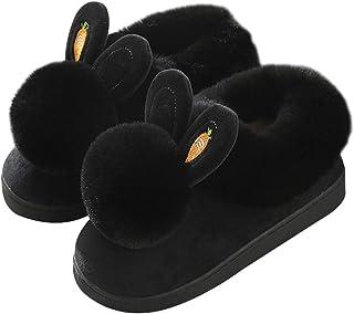 Schattige Pluchen Pantoffels Voor Meisjes Antislip Pantoffels Voor Dames Modieuze Pluche Schoenen