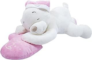 Urso Rs Dorme no Coracao 42Cm, Foffylandia, Rosa