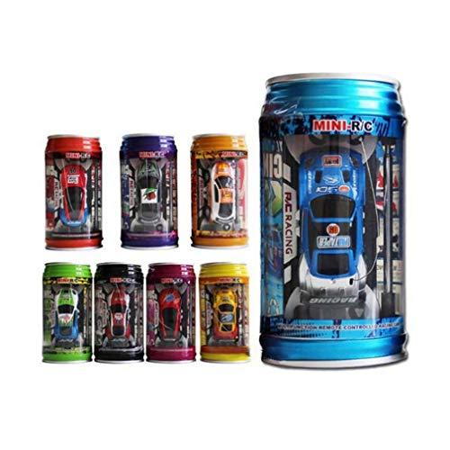 Lata de Coca Cola Mini Speed RC Radio Control Remoto Micro Racing Car Toy Gift Nuevo Aleatorio