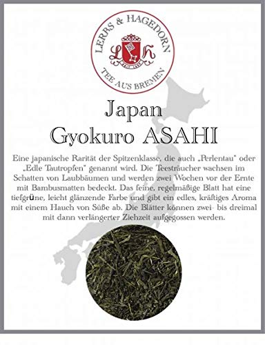Grüner Tee Japan Gyokuro Asahi 1kg