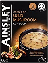 Ainsley Harriott Cup Soup Wonderfully Wild Mushroom 3 Sachets Per Pack