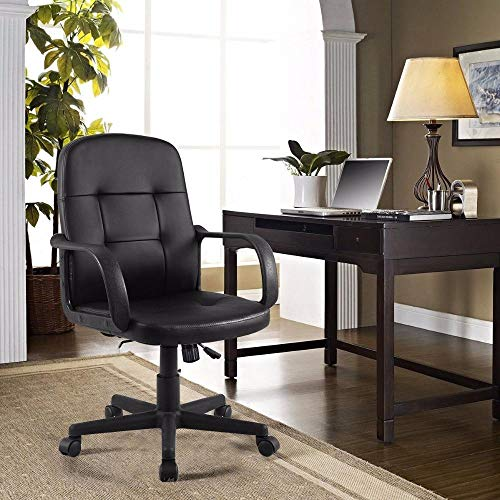 Leather Ergonomic Gaming Chairs Modern Executive Computer Best Desk