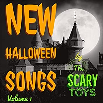 New Halloween Songs, Vol. 1