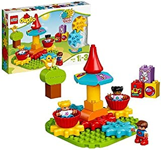 LEGO 10845 Duplo My First Carousel Educational Toy