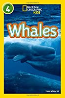 Whales: Level 4 (National Geographic Readers)