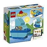 LEGO - 10849 - DUPLO - Jeu de Construction - Mon Premier Avion