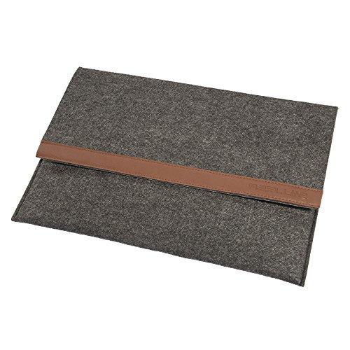 Ultron 156529 Real Life Keeper Filz Schutzhülle für Notebook/Tablet (33 cm (13,3 Zoll)) schwarz
