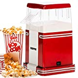 Geepas 1200W Electric Popcorn Ma...