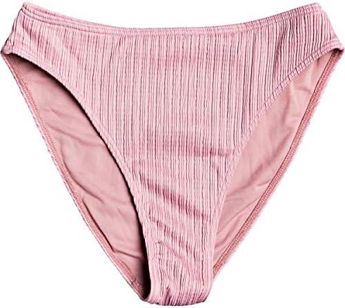 Roxy Junior s Stay Golden Full Bikini Bottom Lilac M product image