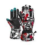 Ski Gloves,-30℉ Touchscreen Snow Gloves Men Women...