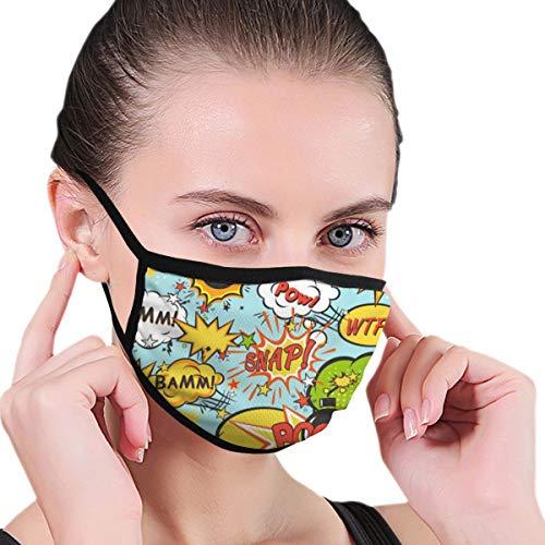 No/Brand Fashion Face Mouth Protection 2 Layers Outdoor Corono Render Model Name Covid Coronavirus Coronavirus(2) Reusable Washable Ear Loop Neck Gaiter Bandana Unisex Adults Kids Black
