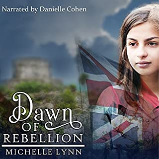 Dawn of Rebellion audiobook cover art