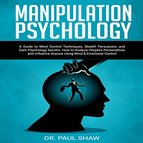 Manipulation Psychology cover art