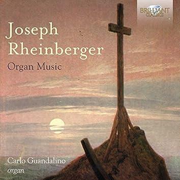 Rheinberger: Organ Music