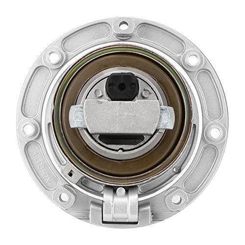 Reemplazo de la Tapa del Tanque de Combustible, Espacio del Tanque de Combustible de Gas Elegante Tapa del Tanque de Combustible de la Motocicleta Tapón de llenado de Aceite Mecanizado CNC