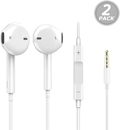 Earphones/Earbuds/Headphones, Premium in-Ear Wired...