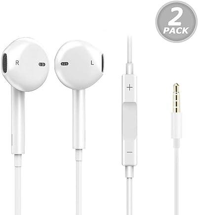 Earbuds/Earphones/Headphones, Premium in-Ear Wired...