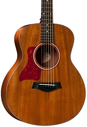 Taylor GS Mini Mahogany-L GS Mini Acoustic Guitar , Sapele, Mahogany Top, Lefty
