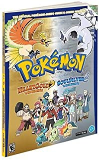 Pokemon Heartgold & Soulsilver: The Official Pokemon Johto Guide & Pokedex (Mixed media product) - Common