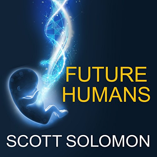 Future Humans audiobook cover art