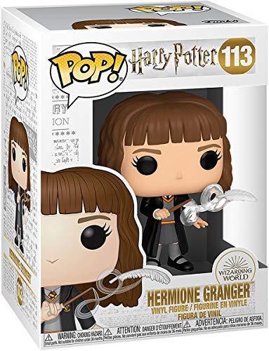 Funko Pop! Harry Potter: Harry Potter - Hermione w/Feather Multicolore