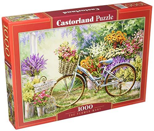 Jigsaw 1000 pc The Flower Mart, Multicolor (5904438103898)