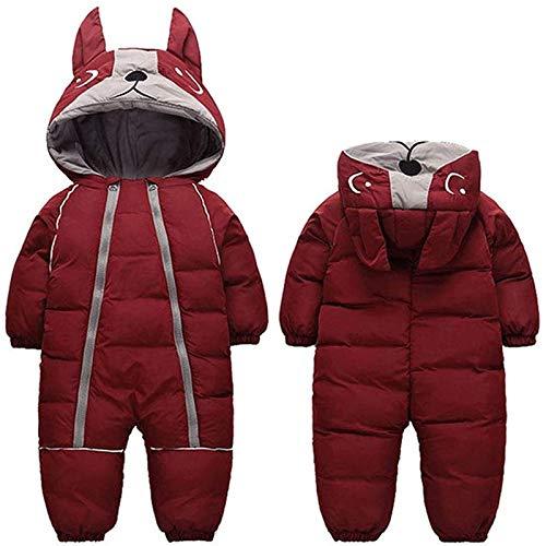 zxb-shop Abrigo de esquí Impermeable/Abrigo Parka cálido Bebé...