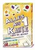 NSV - 4112 - ALLES AUF 1 KARTE - juego de dados (versión en alemán)