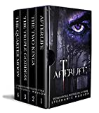 Afterlife Saga Dark Paranormal Fantasy Romance: Books 1 to 4 (Afterlife Saga Box Set)