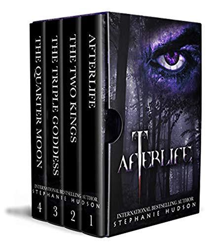 Afterlife Saga Dark Paranormal Fantasy Romance: Books 1 to 4 (Afterlife Saga Box Set) (English Edition)