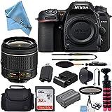 Nikon D7500 20.9MP DSLR Digital Camera with AF-P DX NIKKOR 18-55mm f/3.5-5.6G VR
